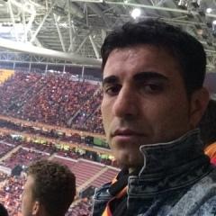 Mansur Aslan, 30, Istanbul, Turkey