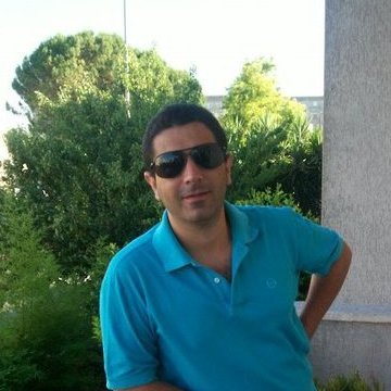 Eros, 41, Lecce, Italy
