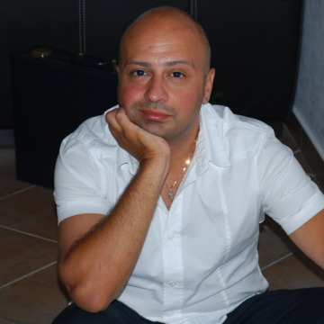 Salvo, 40, Agrigento, Italy