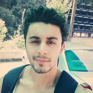Oğuzhan Bostan, 24, Istanbul, Turkey
