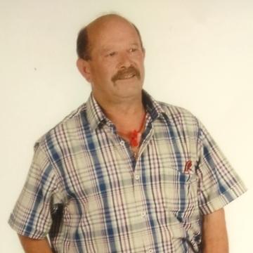 Eugenio Blanco, 63, Santiago De Compostela, Spain