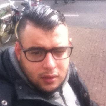 Mohamed, 27, Amsterdam, Netherlands