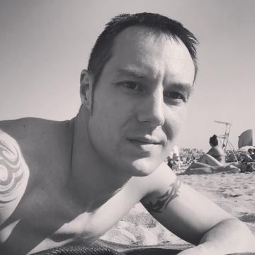 Dani Ximénez, 35, Barcelona, Spain