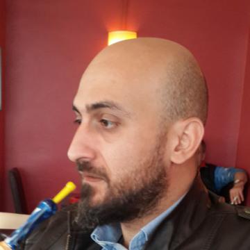 Umut, 32, Istanbul, Turkey
