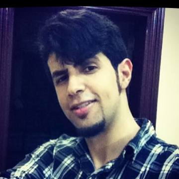 Moh Alzahrani, 30, Jeddah, Saudi Arabia