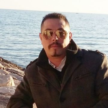 Mirko bargelli, 38, Rome, Italy