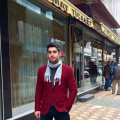 Serkan Dursun, 42, Istanbul, Turkey