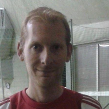 Patrick Agerde, 39, Vicenza, Italy
