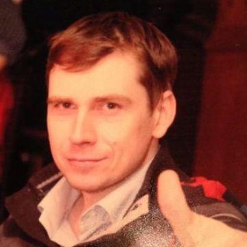 Katafan Kitin, 36, Moscow, Russia