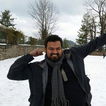 Yassir Iftikhar, 32, Lahore, Pakistan