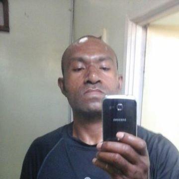 Samuel Kora, 30, Port Moresby, Papua New Guinea