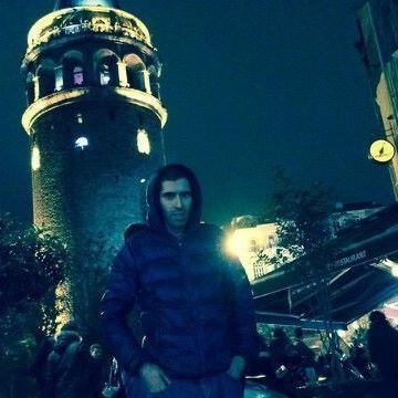 aslan, 32, Istanbul, Turkey