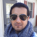 Ali Mohammad, 29, Cullowhee, United States
