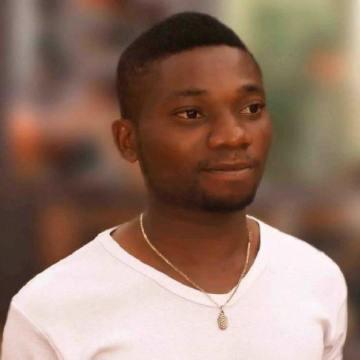 Simtwo Simtwo, 30, Enugu, Nigeria