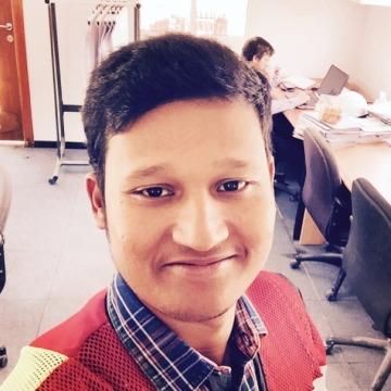 Mohib, 28, Dubai, United Arab Emirates