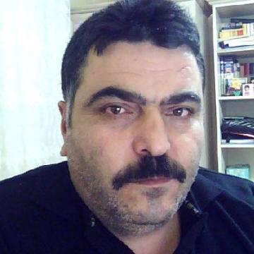 Kadir Küçük, 45, Ankara, Turkey
