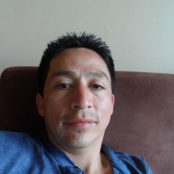 Richard, 35, Mocoa, Colombia
