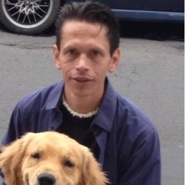 George Vargas, 41, Bogota, Colombia