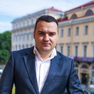 Stepan Elovenko, 34, Moscow, Russia