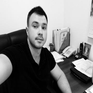Victor Zadorozhnyj, 24, Odessa, Ukraine