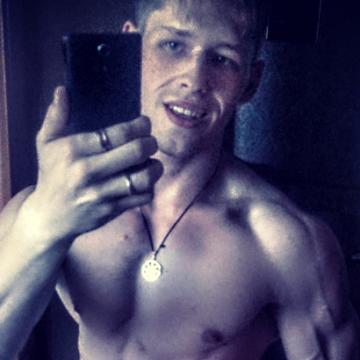 Кирилл Лукашин, 23, Moscow, Russia