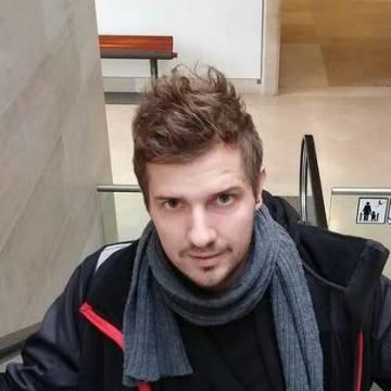 Grega Ajdisek, 28, Ljubljana, Slovenia