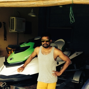 Umesh Ratnayake, 33, Leeds, United Kingdom