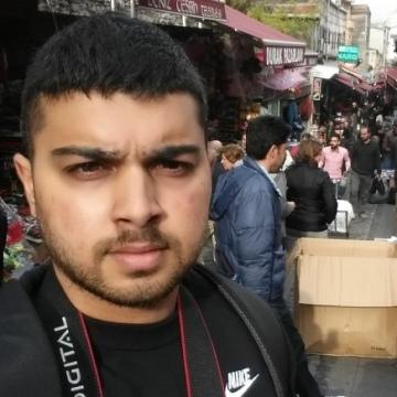 bhav, 25, Istanbul, Turkey