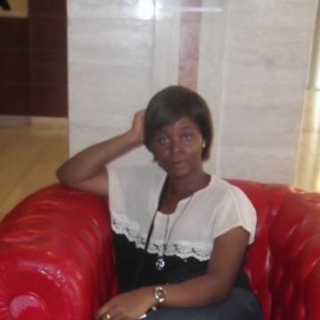 ursula, 25, Yaounde, Cameroon