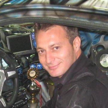 Serkan Arslan, 41, Istanbul, Turkey
