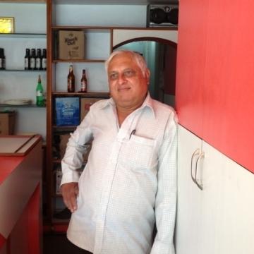 Rajesh Madkikar, 46, Pune, India