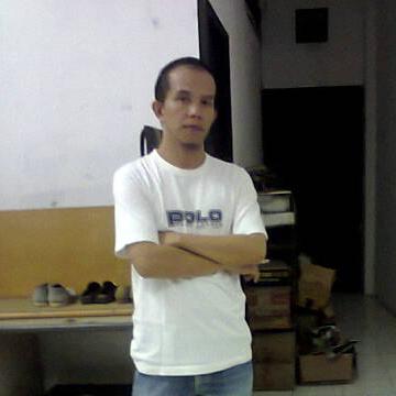roby setia, 41, Jakarta, Indonesia