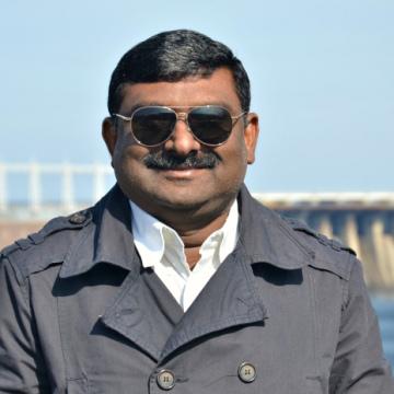 Prakash, 47, Namakkal, India