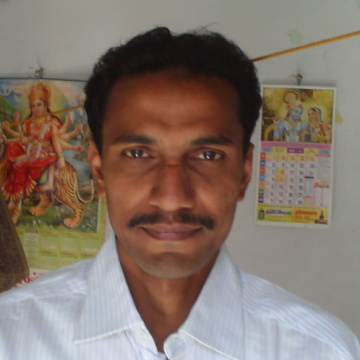 Dilip Kumar, 44, Jaipur, India