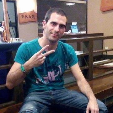Cristian, 28, Barcelona, Spain