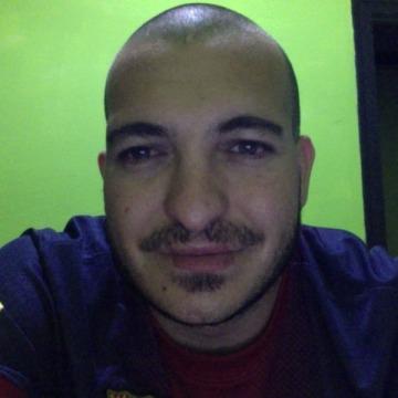 Edi Estraus, 34, Cambrils, Spain
