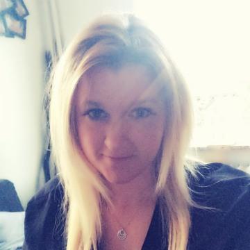 Maria, 37, Norrkoping, Sweden