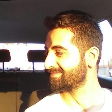 Melik Ceran, 31, Istanbul, Turkey
