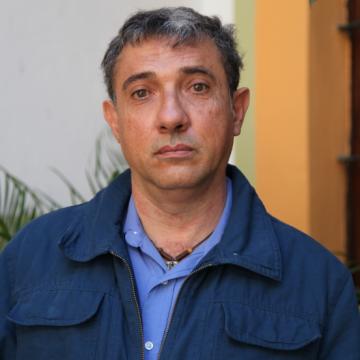 Roberto valderrama, 57, Puebla, Mexico