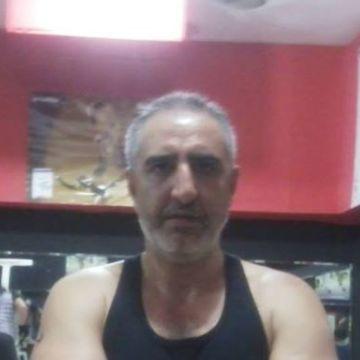 Mehmet Özdemir, 45, Istanbul, Turkey