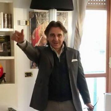 Angelo Valentino, 43, Rome, Italy
