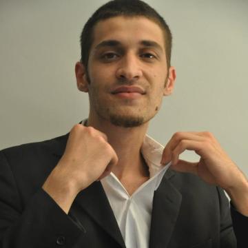 erman, 28, Izmir, Turkey