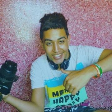 Khaled El'Ka, 26, Agadir, Morocco