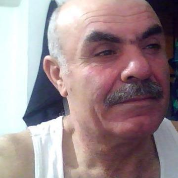 Cebrail Erdemir, 53, Istanbul, Turkey