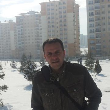 jaafar, 43, Ankara, Turkey