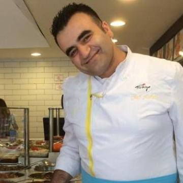 Hakan Karagöz, 30, Antalya, Turkey