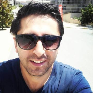cihangir, 33, Istanbul, Turkey