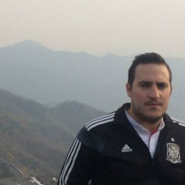 Yorch Noriega, 30, Coyoacan, Mexico