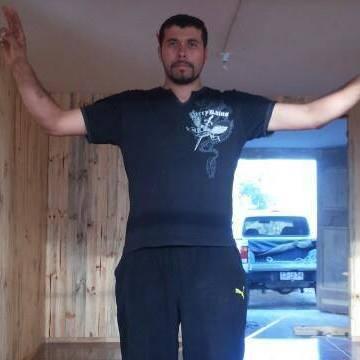 Wilson Gonzales Araya, 33, Talca, Chile