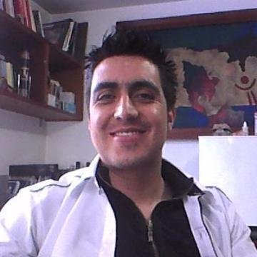 Fernando Castellanos, 37, Bogota, Colombia